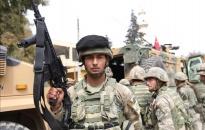 Iran tấn công các vị trí gần biên giới với khu vực người Kurd ở Iraq
