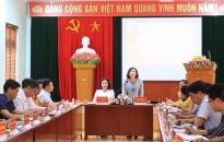 Quận Đồ Sơn: Tập trung cao công tác chuẩn bị, tổ chức thành công Đại hội đại biểu Đảng bộ quận lần thứ 25