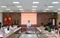 Quận Hồng Bàng: Tập trung nhiệm vụ tổ chức Đại hội Đảng bộ quận lần thứ 23