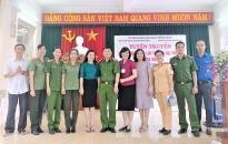 Hội Phụ nữ CAQ Hồng Bàng: Tuyên truyền phòng ngừa bạo lực và xâm hại trẻ em