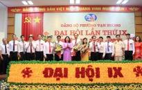 Quận Đồ Sơn:  100% đảng bộ, chi bộ cơ sở đã tổ chức thành công đại hội nhiệm kỳ 2020-2025