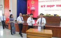 Kỳ họp thứ 10, HĐND quận Lê Chân khóa XVIII đã thông qua nhiều Nghị quyết quan trọng