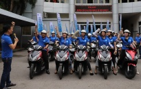 Bảo hiểm xã hội Hải Phòng: Đồng loạt ra quân hưởng ứng Ngày BHYT Việt Nam - Tuyên truyền, vận động người dân tham gia BHXH tự nguyện, BHYT hộ gia đình