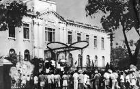 90 năm Ngày truyền thống Ngành tuyên giáo của Đảng (1/8/1930-1/8/2020): Những trang sử vàng trên mặt trận tư tưởng – văn hóa của Đảng (Kỳ 3) - Tổng khởi nghĩa giành Chính quyền về tay Nhân dân
