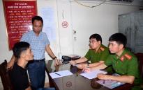 Phòng Quản lý hành chính về Trật tự xã hội - CATP: Bắt đối tượng truy nã