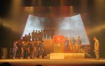 Vở kịch nói 'Phong tỏa': Hình tượng đẹp về phẩm cách người Hải Phòng