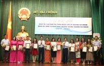 Báo An ninh Hải Phòng đoạt giải Khuyến khích cuộc thi báo chí toàn quốc viết về ngành Tài chính