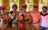 Trung tá Nguyễn Văn Phong: Người cán bộ tận tâm, trách nhiệm với công việc