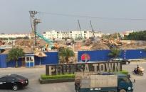 Dự án xây dựng khu nhà ở xã hội xã An Dồng (huyện An Dương): Hoàn thành thi công ép cọc phần móng 11 khối nhà 5 tầng