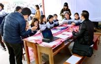 Huyện đoàn Tiên Lãng: 200 tình nguyện viên tham gia tiếp sức mùa thi