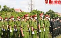 Ấn tượng Hội thao Điều lệnh, quân sự, võ thuật, kỹ chiến thuật chiến đấu lực lượng Cảnh sát Cơ động