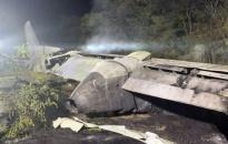 Ukraine thúc đẩy điều tra nguyên nhân vụ rơi máy bay quân sự