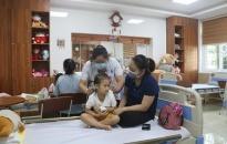 Kỳ II Bệnh viện Trẻ em Hải Phòng đổi mới toàn diện 4 lĩnh vực trọng tâm