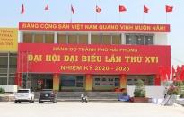 Công an thành phố: Bảo vệ tuyệt đối ANTT Đại hội Đảng bộ thành phố lần thứ XVI