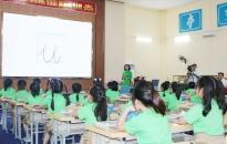 Dạy minh họa môn Toán, Tiếng Việt lớp 1 tại Hải Phòng:  Tìm phương pháp phù hợp, phát huy năng lực của học sinh