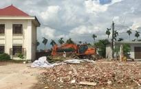 Huyện An Dương:  Khởi công xây dựng công trình trường Tiểu học Hồng Thái