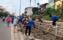Phong phú các hoạt động chung tay xây dựng đô thị văn minh