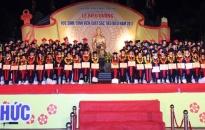 130 học sinh, sinh viên xuất sắc tiêu biểu được biểu dương tại Lễ biểu dương học sinh, sinh viên xuất sắc tiêu biểu thành phố Hải Phòng năm 2020