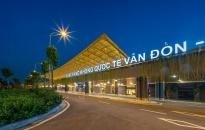 Cảng HKQT Vân Đồn là Sân bay khu vực hàng đầu châu Á 2020