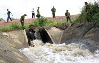 Phát hiện, xử lý 5 vụ vi phạm pháp luật về môi trường