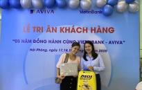 VietinBank chi nhánh Lê Chân tri ân khách hàng