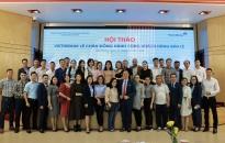 VietinBank Lê Chân tổ chức Hội thảo đồng hành cùng khách hàng bán lẻ