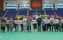 Khai mạc giải Vô địch cầu lông các câu lạc bộ thành phố năm 2020