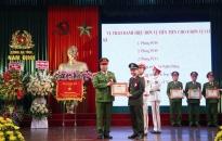 Cán bộ, chiến sĩ Công an tỉnh Nam Định: Chủ động, kỷ cương, trách nhiệm, hiệu quả; mỗi ngày làm nhiều việc tốt phục vụ nhân dân