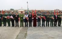 Tuổi trẻ xung kích bảo vệ Tổ quốc