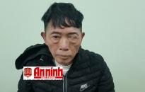 Công an phường Dư Hàng (quận Lê Chân) bắt đối tượng truy nã