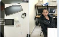 Công an quận Lê Chân:  Liên tiếp phá 2 chuyên án ma túy, thu 3,72 gam heroin và 9,53 gam Methamphetamine.