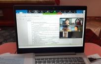 Dịch Covid-19 diễn biến phức tạp: Ngành Giáo dục ổn định dạy học trực tuyến