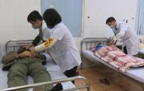 Y tế Công an Quảng Ninh nâng cao y đức, gắn công tác chăm sóc sức khỏe bệnh nhân