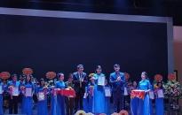 Huyện đoàn Vĩnh Bảo:  Biểu dương, khen thưởng 36 tập thể và cá nhân