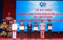 Đoàn Thanh niên phòng An ninh Kinh tế - CATP: Phát huy vai trò xung kích trong phong trào thi đua khối LLVT