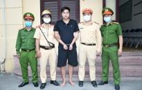 Đội Cảnh sát GTTT – 113, Công an quận Lê Chân:  Tuần tra kiểm soát bắt giữ đối tượng tàng trữ trái phép chất ma túy