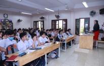 Trường THCS Trần Văn Ơn (quận Hồng Bàng) nâng cao chất lượng  ôn luyện thi vào lớp 10 THPT