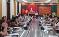 UB MTTQVN quận Lê Chân tổ chức hội nghị hiệp thương lần thứ 3