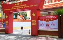 Công an thành phố tích cực triển khai công tác chuẩn bị bầu cử