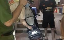 Lực lượng CSGT- Công an huyện Thủy Nguyên:  Liên tiếp bắt giữ các đối tượng mua bán, tàng trữ ma túy