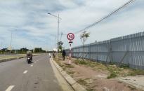 Thông báo về việc tổ chức giao thông tạm thời tuyến đường Bùi Viện (đoạn từ Nút giao Bùi Viện - Lê Hồng Phong đến nút giao Bùi Viện - Thiên Lôi)