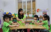 Sở Giáo dục và Đào tạo: Năm học 2021-2022, giáo dục mầm non thành phố đề ra 9 nhiệm vụ trọng tâm