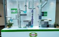 Sản phẩm ống nhựa Tiền Phong bảo đảm độ an toàn và sự tin cậy cho mọi công trình