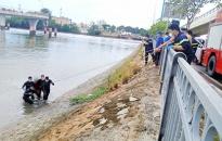 Đội Cảnh sát PCCC và CNCH trên sông nhận được  Thư cảm ơn của người dân