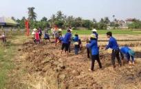 Tuổi trẻ huyện Tiên Lãng: Nhiều công trình, phần việc kiến thiết quê hương