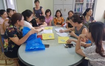 Giúp đỡ phụ nữ về vốn để phát triển kinh tế