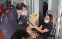 """Quận Hồng Bàng phát động """"Chương trình hiến máu tình nguyện"""" quận Hồng Bàng, đợt 2 năm 2021"""