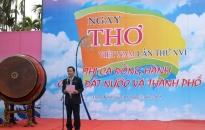Rộn ràng Ngày thơ Việt Nam tại Hải Phòng