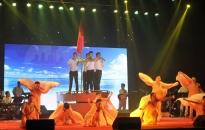 Đoàn Ca múa Hải Phòng chuẩn bị cho Liên hoan Ca múa nhạc chuyên nghiệp toàn quốc
