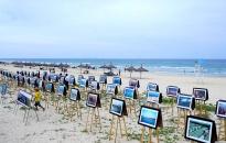 """Cuộc thi ảnh nghệ thuật về đề tài """"Biển, đảo quê hương"""""""